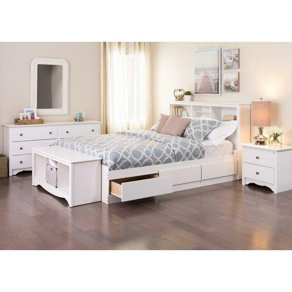 Hayman Platform Configurable Bedroom Set by Andover Mills
