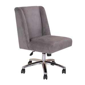 Office Chairs Joss Main - Grey office chair