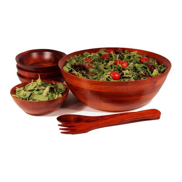 Juanita 7 Piece Medium Salad Bowl Set by Darby Home Co