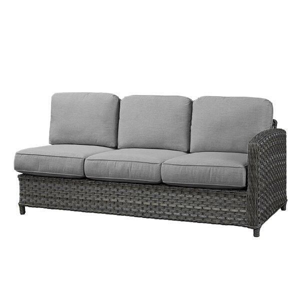 Sofa with Cushion by Wildon Home ®