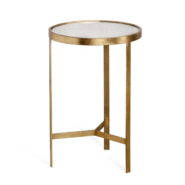 Ciciley End Table by Interlude Interlude