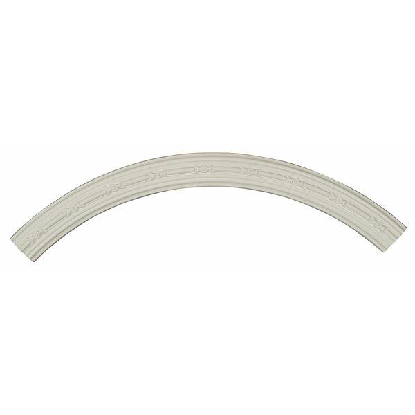 Medea 40.38 H x 40.38 W x 2.5 D Ceiling Ring by Ekena Millwork