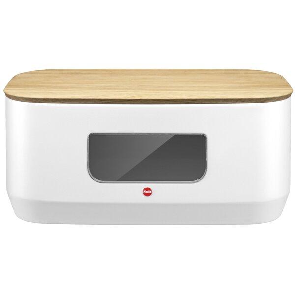 Kitchenline Deluxe Bread Box by Hailo USA Inc.