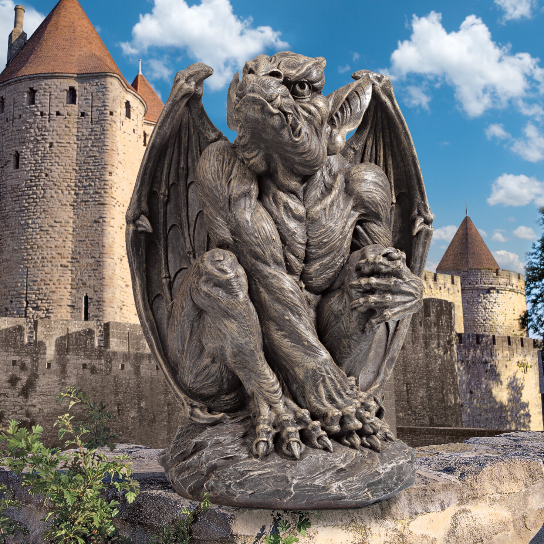 97065071e29 Design Toscano Silas The Sentry Gargoyle Statue   Reviews