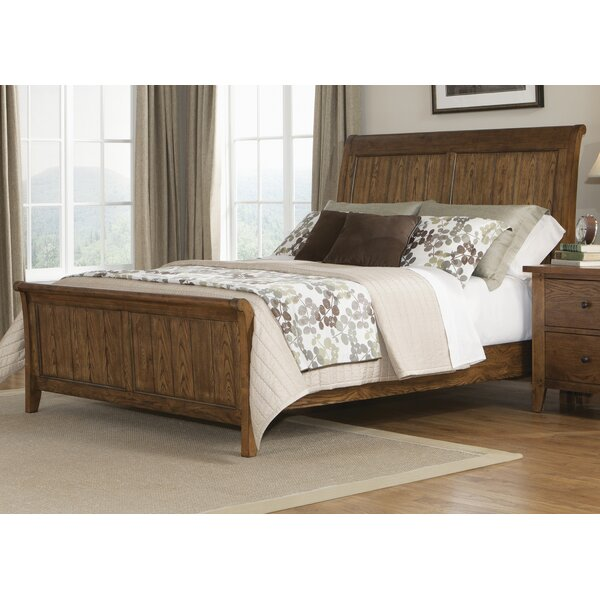 Methuen Sleigh Headboard by Loon Peak