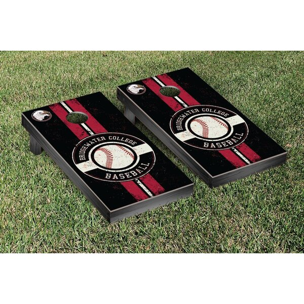 NCAA Baseball Vintage Version Cornhole Game Set by Victory Tailgate
