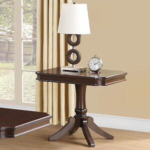 Ericka End Table by Darby Home Co