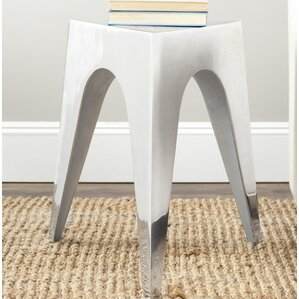 Indium Triangle End Table by Safavieh