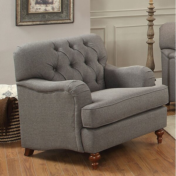 Oakes Armchair By Canora Grey