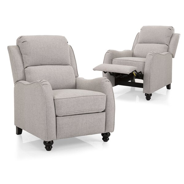 Donatien Standard Recliner by Darby Home Co