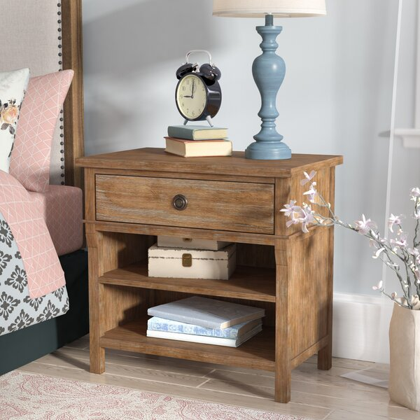 Wallingford 1 Drawer Nightstand by Feminine French Country