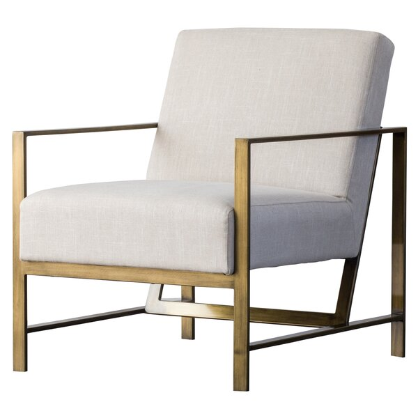 Haakenson Armchair by Ivy Bronx