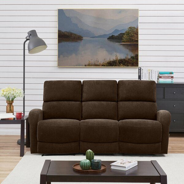 Price Comparisons McCook Recliner Sofa by Winston Porter by Winston Porter