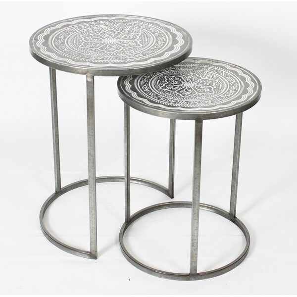Bellair Frame Nesting Tables By Bungalow Rose