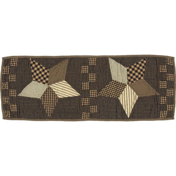 Madeline Star Quilted Runner by August Grove