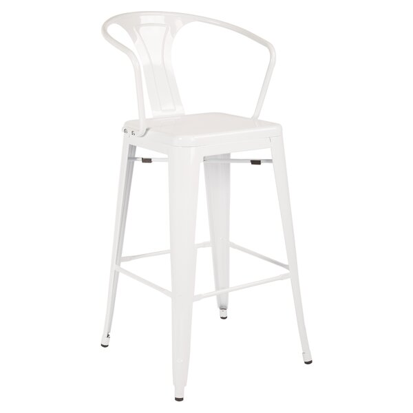Wilkinson 30 Cafe Bar Stool (Set of 2) by Brayden Studio