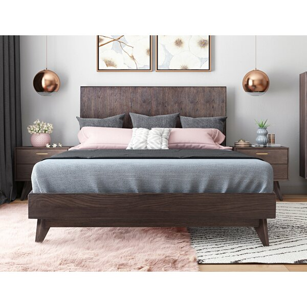 Dalessio Platform Bed by Brayden Studio