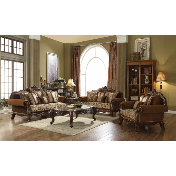 Nelumbo Configurable Living Room Set by Astoria Grand