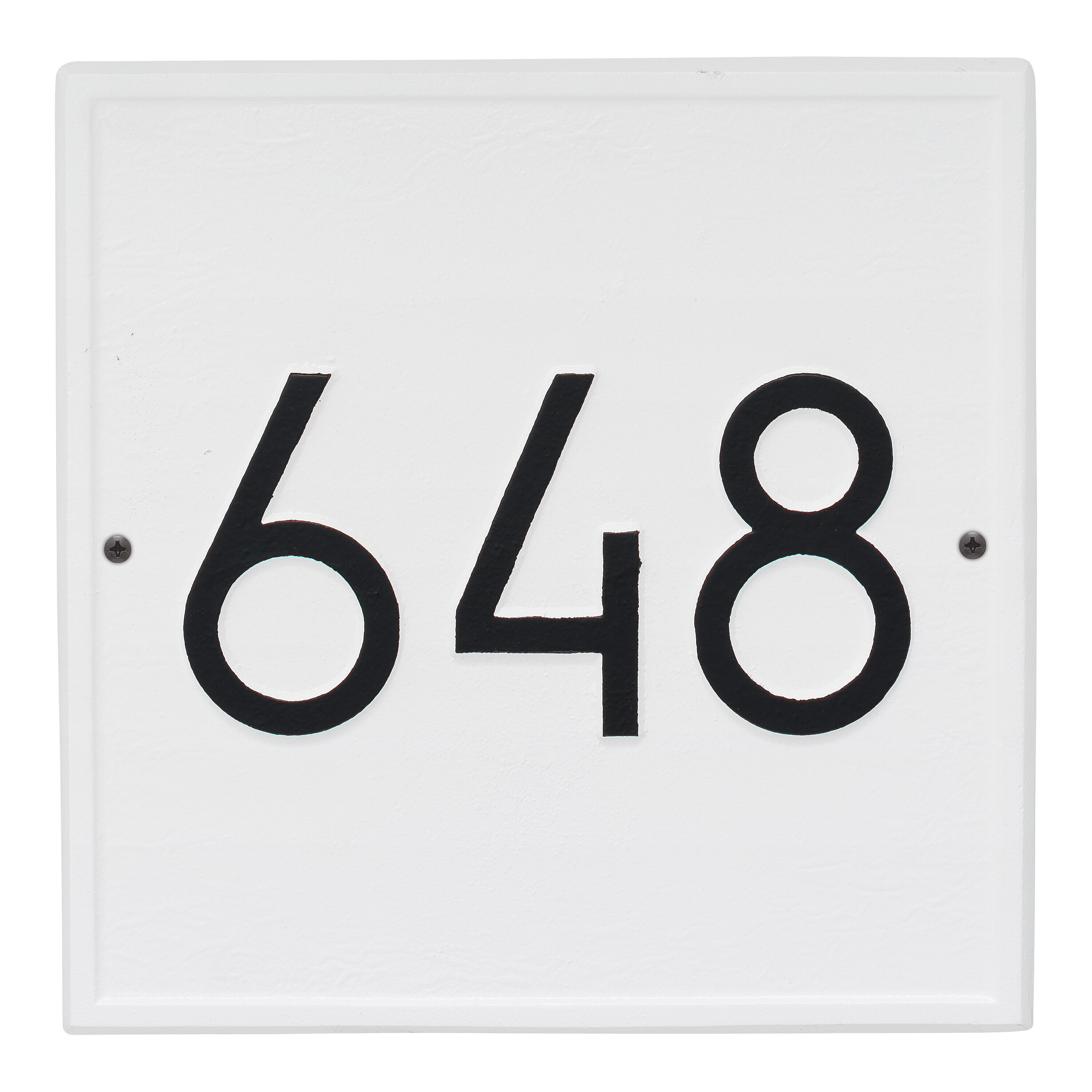 Personalized Address Marker sign Whitehall square large