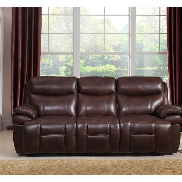Kubik Reclining Sofa by Red Barrel Studio