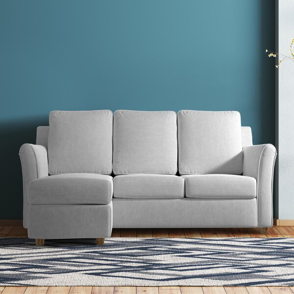 Thurman Reversible Sofa & Chaise By Alcott Hill®