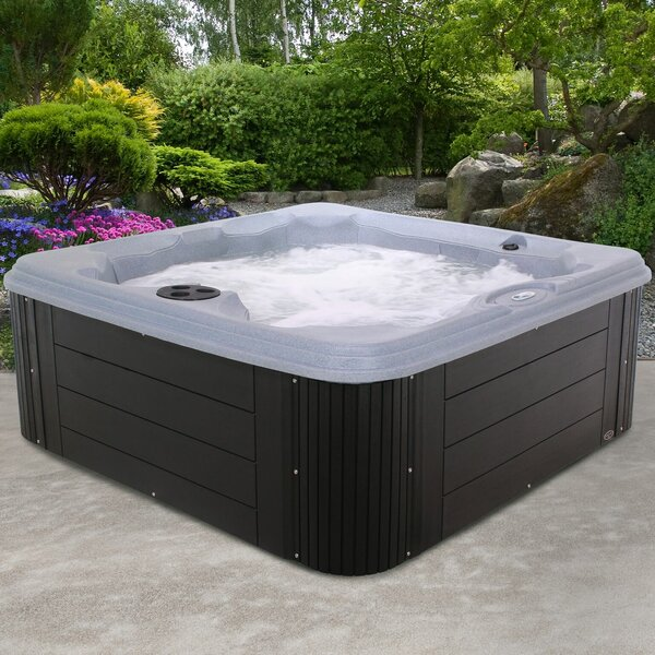Andora 6-Person 40-Jet Spa by Essential Spas