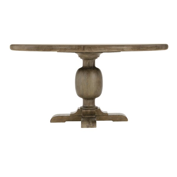 Rustic Patina Dining Table by Bernhardt Bernhardt