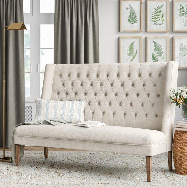 Kaitlin Tufted Upholstered Bedroom Bench by Birch Lane Heritage Birch Lane™ Heritage