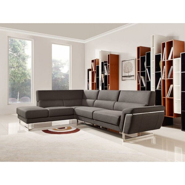 Richardson Sectional by Wade Logan