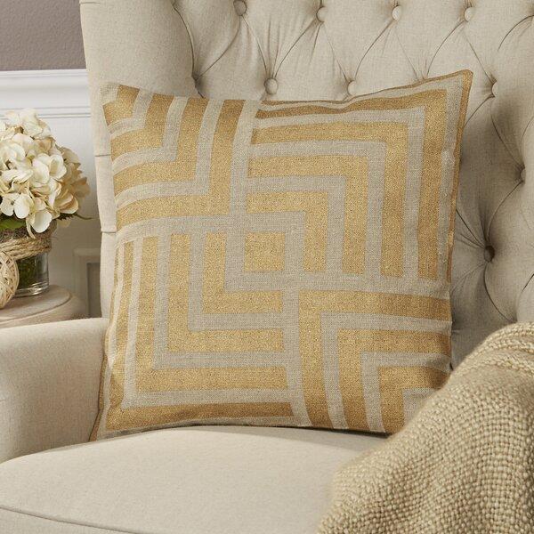 Messina Linen Pillow by Birch Lane™