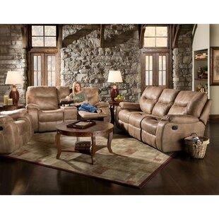 Daubert 2 Piece Living Room Set