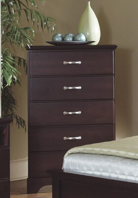Signature 5 Drawer Chest by Carolina Furniture Works, Inc.