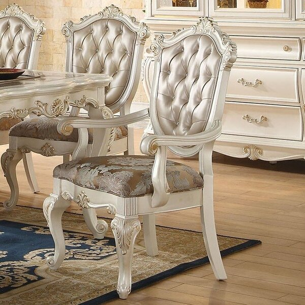 Ceri Upholstered Dining Chair (Set of 2) by Rosdorf Park Rosdorf Park