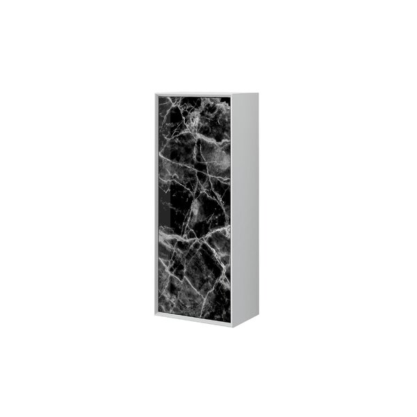 Walbrook 16'' W x 40'' H x 10'' D Linen Cabinet