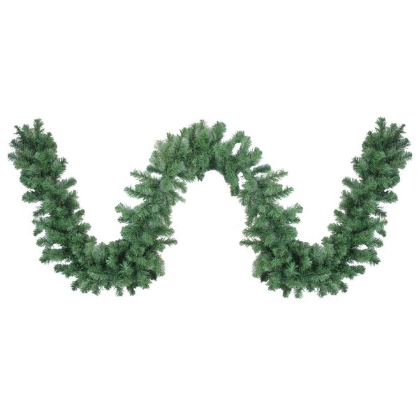 Colorado Spruce Artificial Christmas Garland by The Holiday Aisle