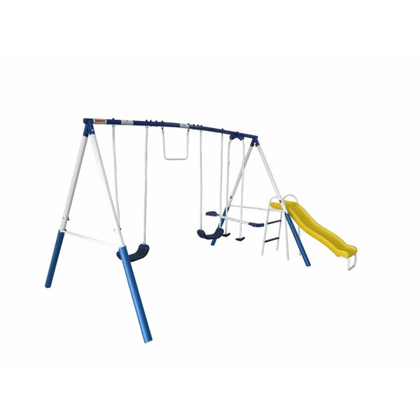 Play All Day Swing Set by XDP Recreation