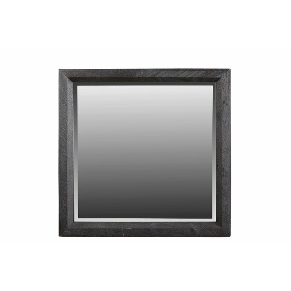 Loyd Square Accent Mirror by Gracie Oaks