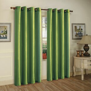 Lime Green And Navy Curtains
