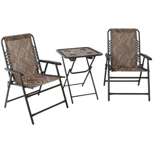 Tetbury Camo Suspension 3 Piece Seating Group by Freeport Park