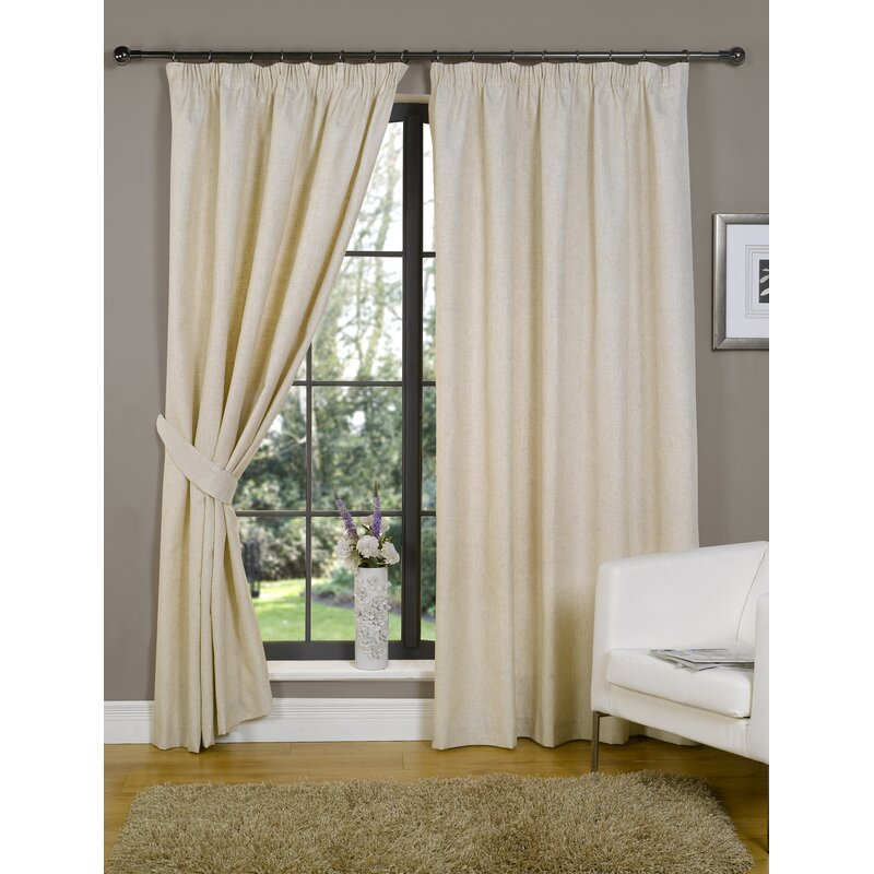 k living gardinen set java mit kr uselband bewertungen. Black Bedroom Furniture Sets. Home Design Ideas
