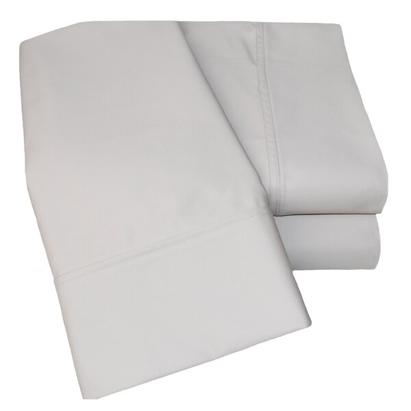 Uinta 1000 Thread Count Wrinkle Resistant Cotton Blend Sheet Set by Red Barrel Studio