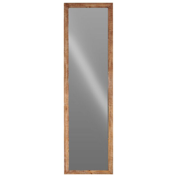 Garneau Rectangular Wood Full Length Mirror by Loon Peak