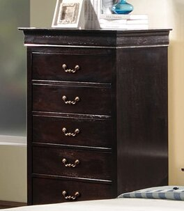 Sexton 5 Drawer Chest by Charlton Home