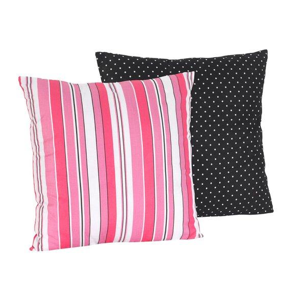 Madison Cotton Throw Pillow by Sweet Jojo Designs