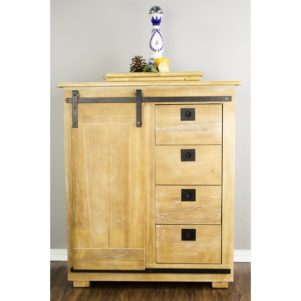 Sagar 1 Door Accent Cabinet by Gracie Oaks