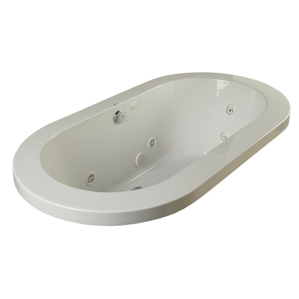 Your Spa 71 x 40 Whirlpool by Clarke Products