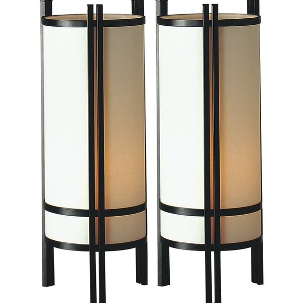 Trystan Home Decor 24 Table Lamp (Set of 2) by Latitude Run