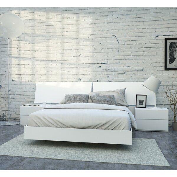 Gabriella Platform 4 Piece Bedroom Set by Wrought Studio
