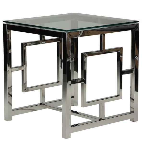 Varda End Table By Ebern Designs