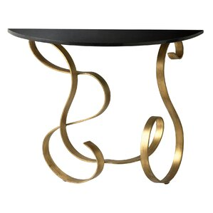 Cyan Design Ribbon Console Table